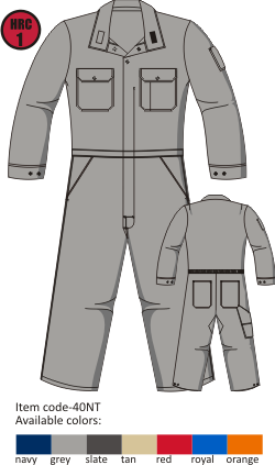 Tecasafe plus 5.8 oz Summer Coverall