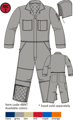 UltraSoft Insulated Coverall